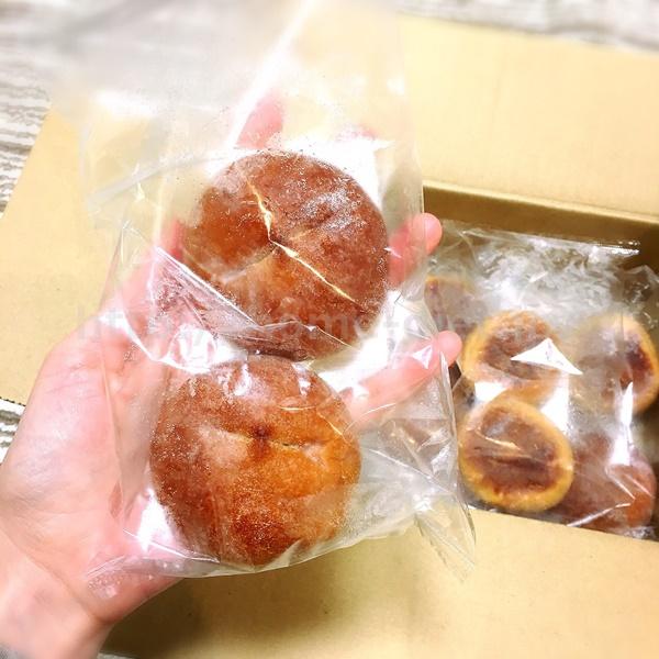 大豆パン きゃー子